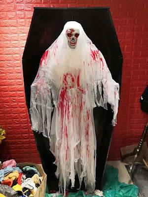 Trang trí Halloween tại Hà Nội