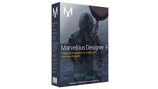 تحميل برنامج marvelous designer 2 مجانا