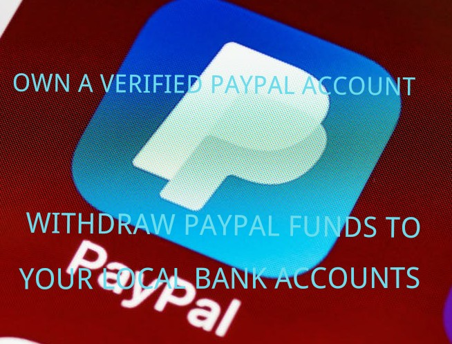 EASY WAY TO RECEIVE PAYPAL FUNDS INTO NIGERIAN BANK | OPEN A VERIFIED PAYPAL
