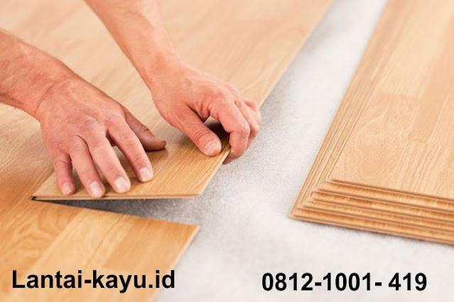 lantai yang tepat untuk rumah