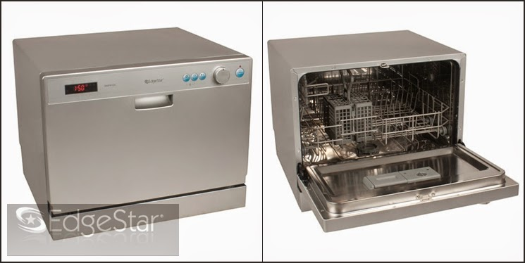 Edgestar Countertop Dishwasher Product