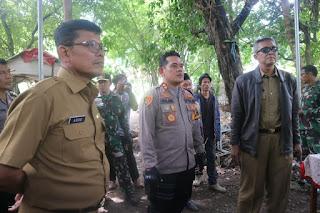 Forkopimda Dan Pemkot Cirebon Tinjau Sejumlah TPS