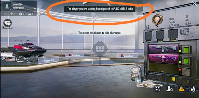 PUBG Mobile global version accounts will be Transferred to Indian version