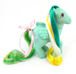 My Little Pony Braided Beauty Year Six Brush n