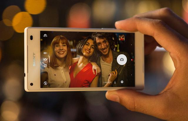 Xperia Z5 Compact Kamera