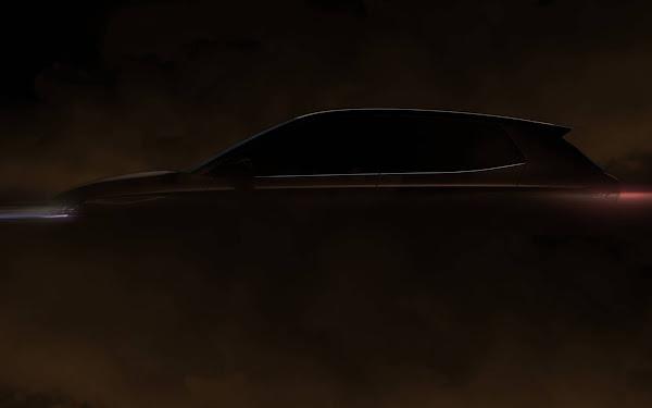 Novo Škoda Fabia 2022 baseado na plataforma MQB-A0: 1º teaser oficial