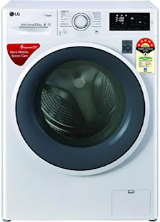 LG 6.5 Kg Inverter Fully Automatic Front Loading Washing Machine (FHT1265ZNW)