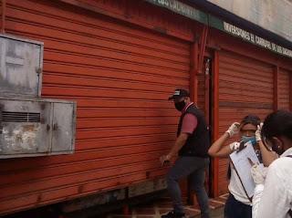 Clausuran 38 negocios en Charallave por violar medidas sanitarias