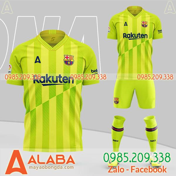 Đặt may quần áo bóng đá đẹp - Mã ALB 112