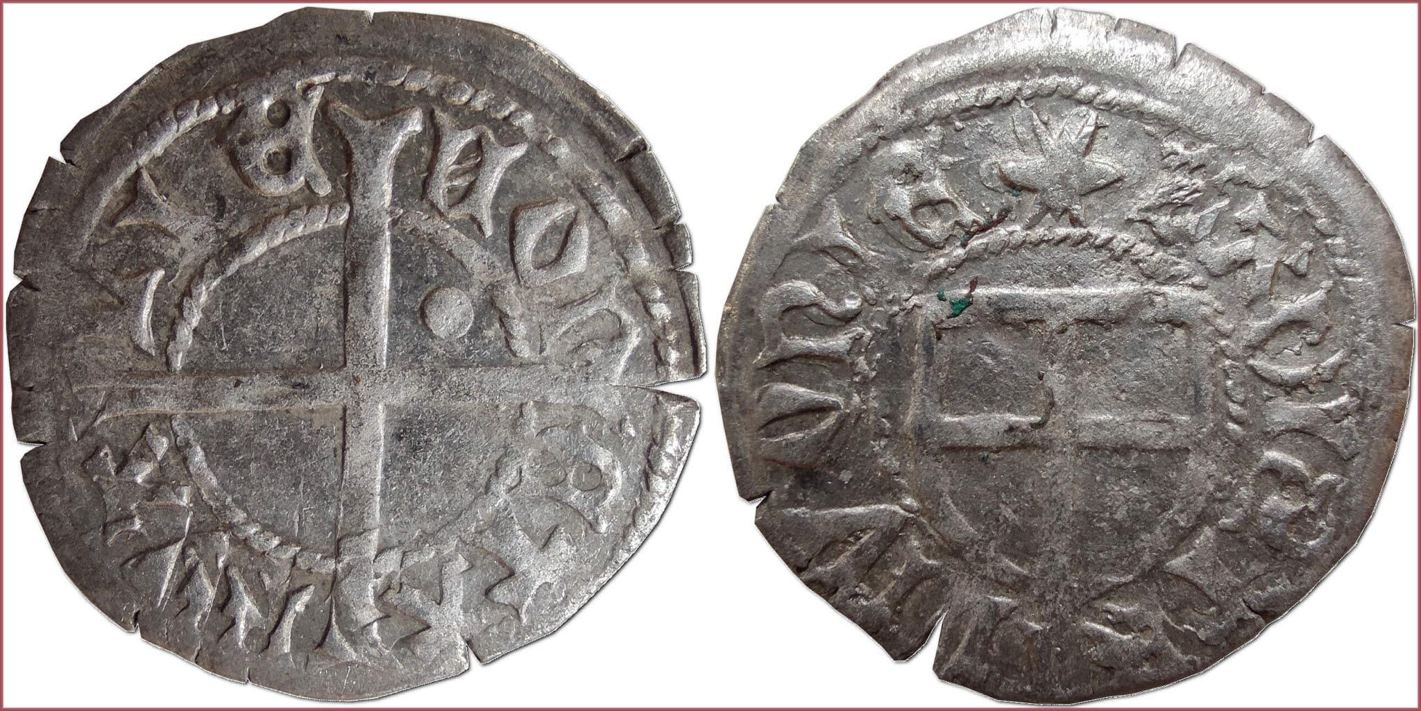Livonian Schilling, 1471-1483: Livonian Order