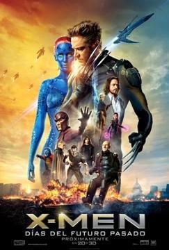 descargar X-Men: Dias del Futuro Pasado en Español Latino