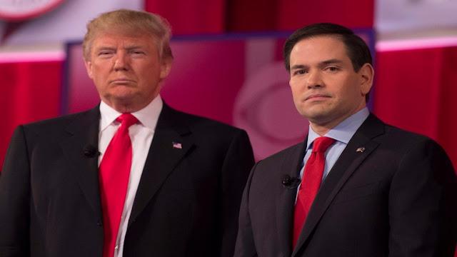 Rubio aseguró que renuncia de Bolton no cambiará la política sobre Venezuela