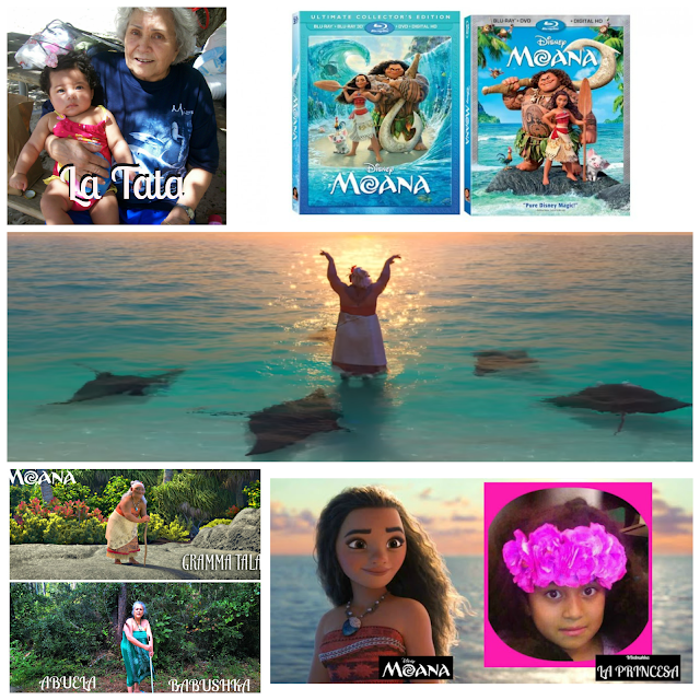 Disney Grandmothers Moana Tala