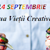 14 septembrie: Ziua Vieții Creative
