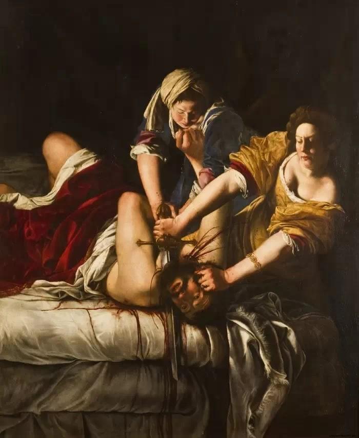 Почему не было великих женщин-художников 3