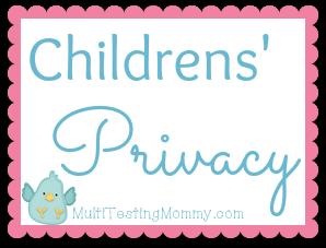 Childrens' Privacy