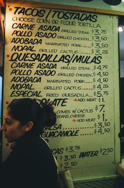 ロス・タコス・ナンバー・ワン(Los Tacos No.1)