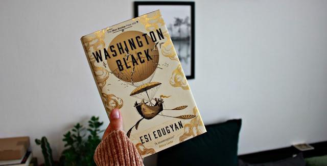 [Anzeige/Rezension] Washington Black - Esi Edugyan