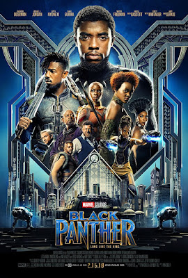 Black Panther 2018 Clear Audio Hindi+English HDCAM 780MB Movie Download