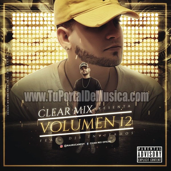 Clear Mix Vol. 12 Ft. Invitados (2017)