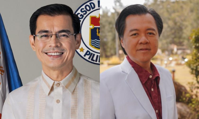 Isko Moreno to run for president, Willie Ong as VP