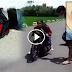 Video: Gadis Maut Test Motor Sebelum Lumba