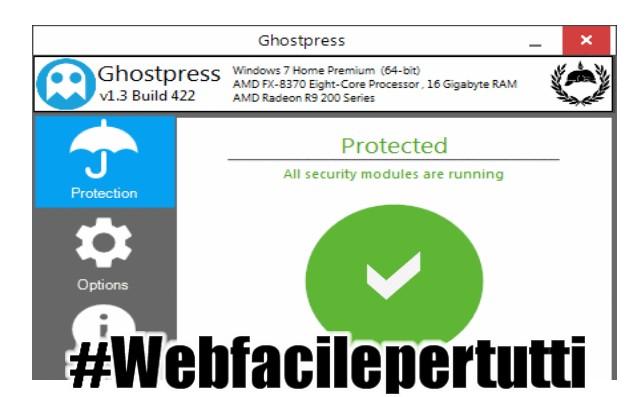 Ghostpress | Programma per proteggere il vostro computer dai software spia keylogger