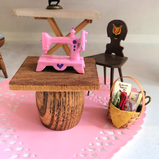 It's the Little Things | Dollhouse Makeover Update | Linzer Lane Blog
