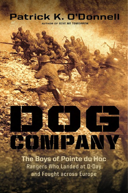 12/18/12 TGS LIVE! Patrick O'Donnell Revisited--Author of Dog Company: The Boys Of Pointe Du Hoc
