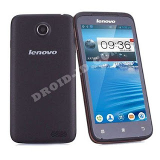 Cara Flash Lenovo A398T+ Bootloop