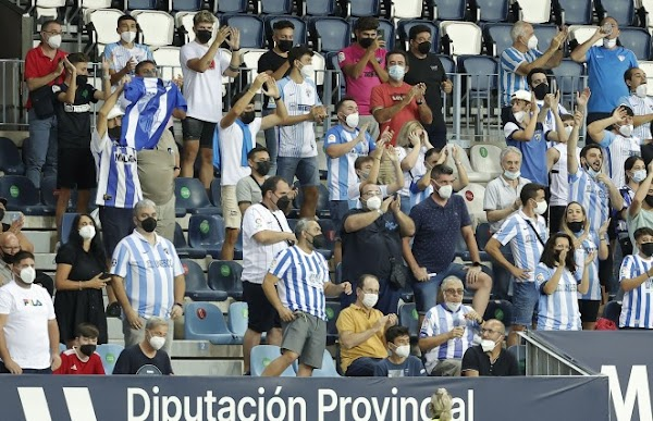 El Málaga sueña con la cifra de 20.000 abonados