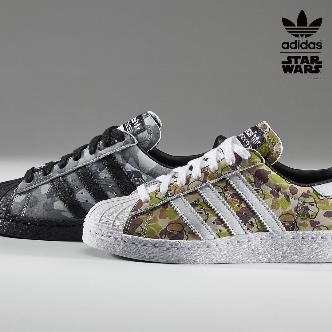 36a614f90 Adidas Originals and Star Wars collaboration continues and this time you  get more options via MiAdidas customization. ZX Flux has been a go-to shoe  for the ...