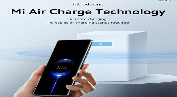 Xiaomi is bringing remote charging technology 'Me Air Charge'