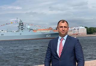 Депутат Госдумы Вострецов Сергей Алексеевич