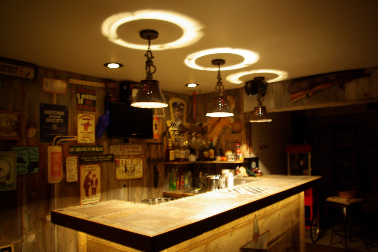 Man Cave Furniture Ideas