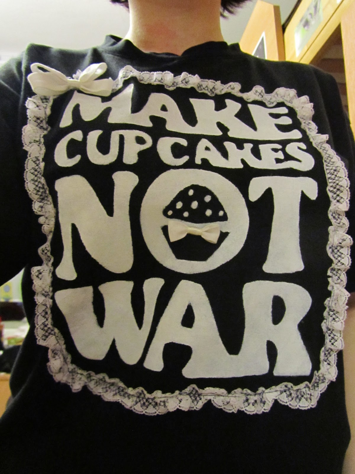 8e865317a2c1 Lace Kingdom  CutSew kreatívne alebo urob si svoje vlastné tričko