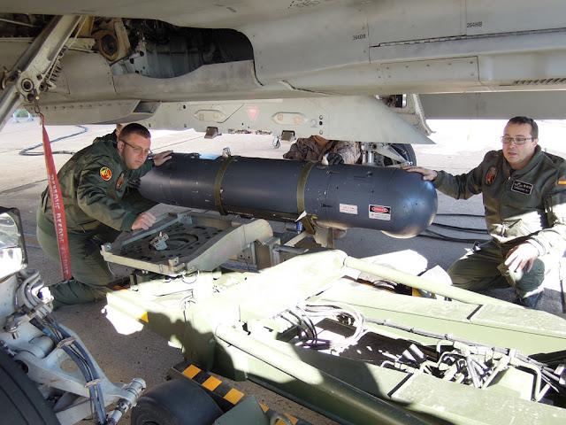 El CLAEX continúa la evolución del Eurofighter
