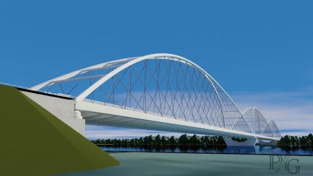 Akár másfél-két éven belül megkezdődhet a mohácsi, négysávos Duna-híd építése