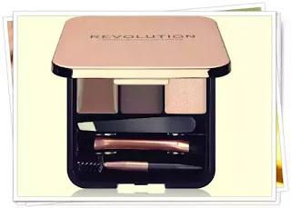 Makeup Revolution Brow Sculpt Kit pareri fond de ten pt sprâncene