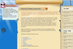 Perangkat Pembelajaran Guru SMP/MTs