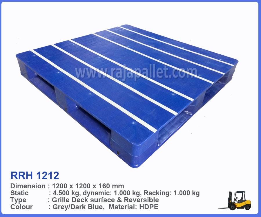 Pallet Plastik RRH 1212