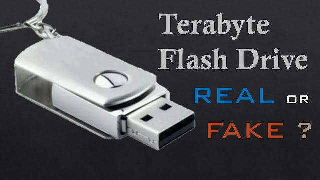 usb flash drive test