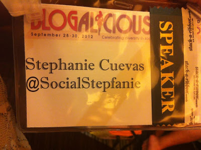 Want Me To Teach You? #Blogalicious12