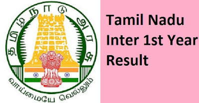 Tamil Nadu Inter 1st Year Result 2017