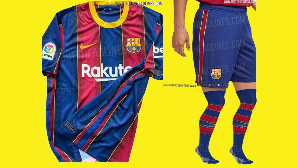 Club Expects Losses Up To 25 Million Euro Barcelona To Take Nike To Court Over Kit Woes Footy Headlines