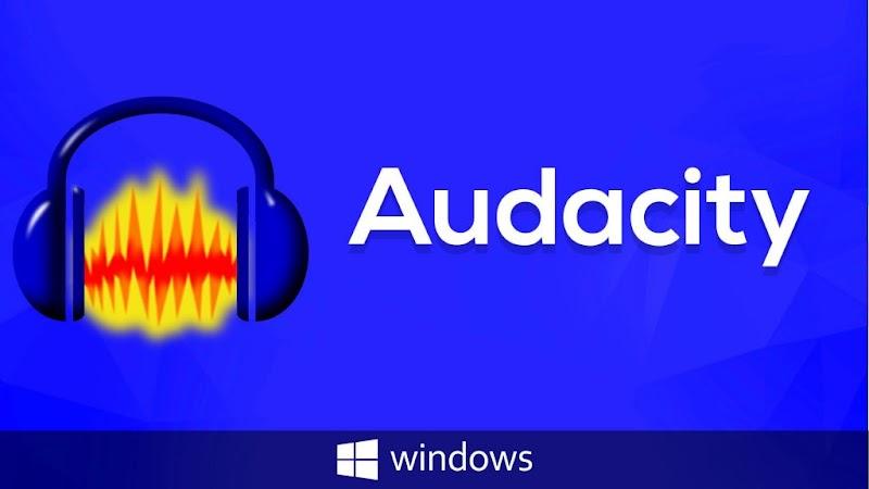 Descargar Audacity para Windows