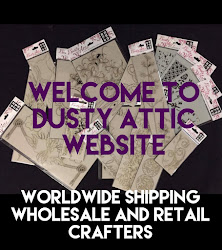 DUSTY ATTIC WEBSITE