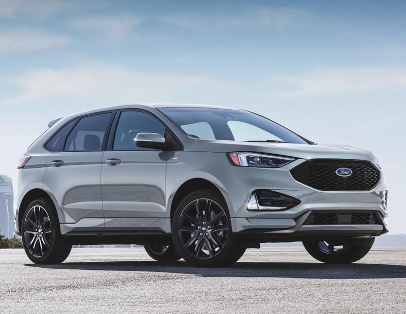 Ngắm Ford Edge ST-Line 2020