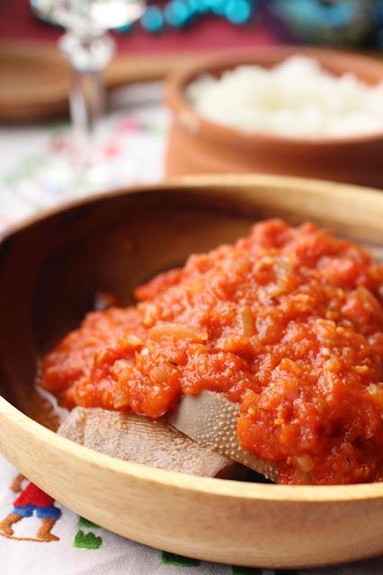 langue de veau recette malgache