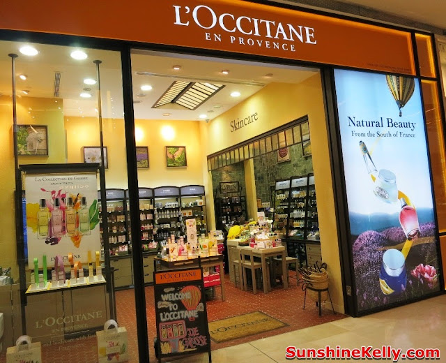 L'Occitane La Collection de Grasse Fragrance, L'Occitane pavilion kl store, L'Occitane, Fragrance, new products,